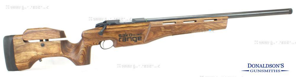 Sako Range Rifle