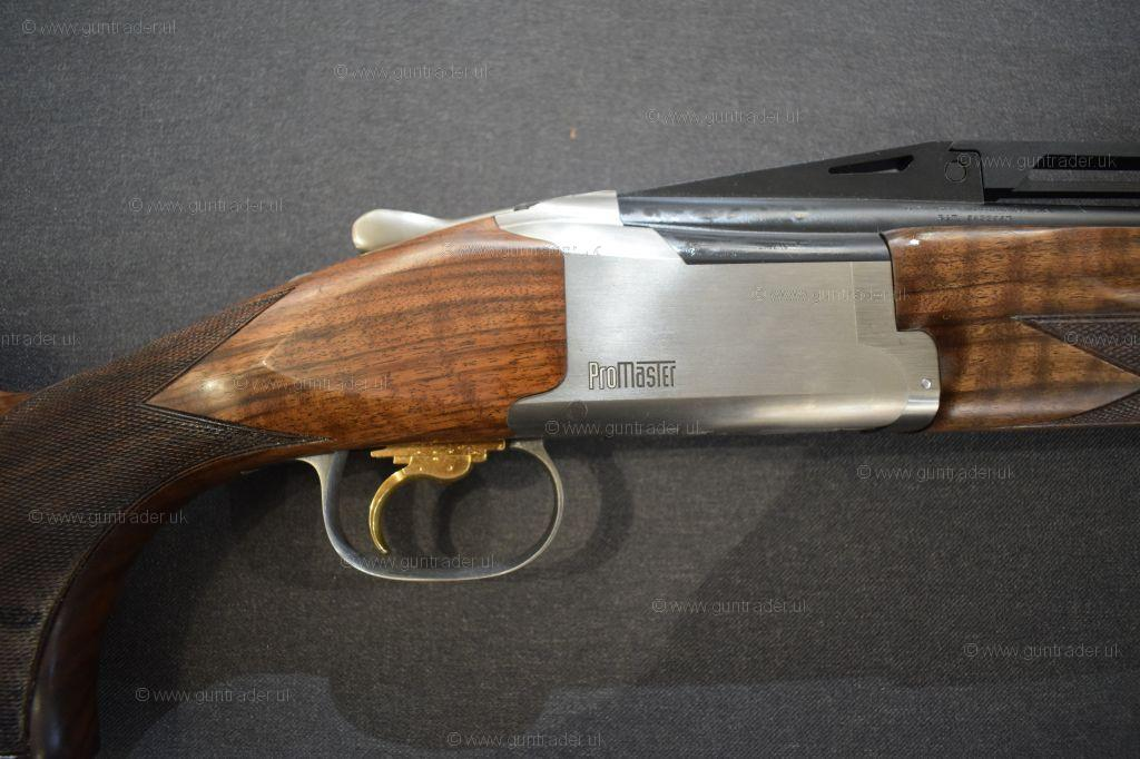 Browning B725 Pro Master Shotgun on Sale at £3750 - Hadfield Guns