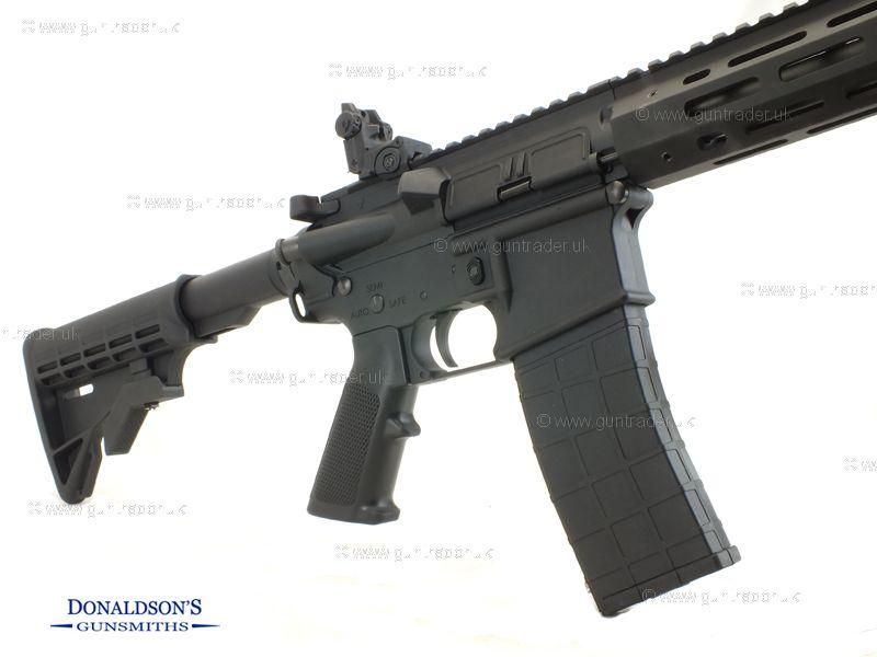 Tippmann Arms Company M4-EliteS Rifle