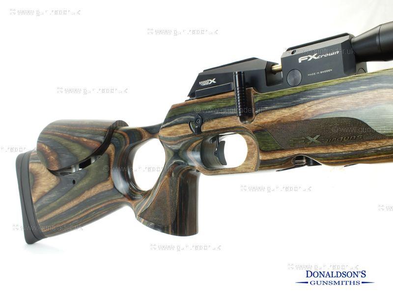 FX Crown Laminate Air Rifle