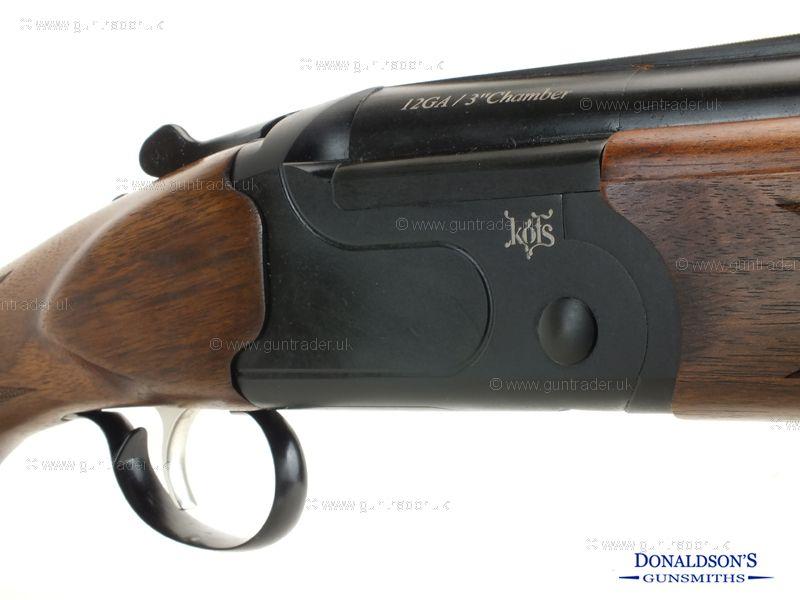 KOFS SXE Black Diamond Shotgun