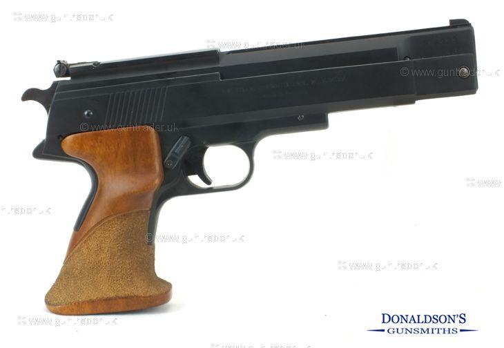 Weihrauch HW75 Air Pistol