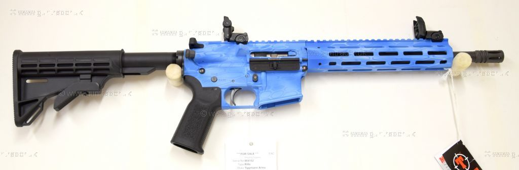 New Tippmann Arms Elite-S BLUE KRYPTECH .22 LR