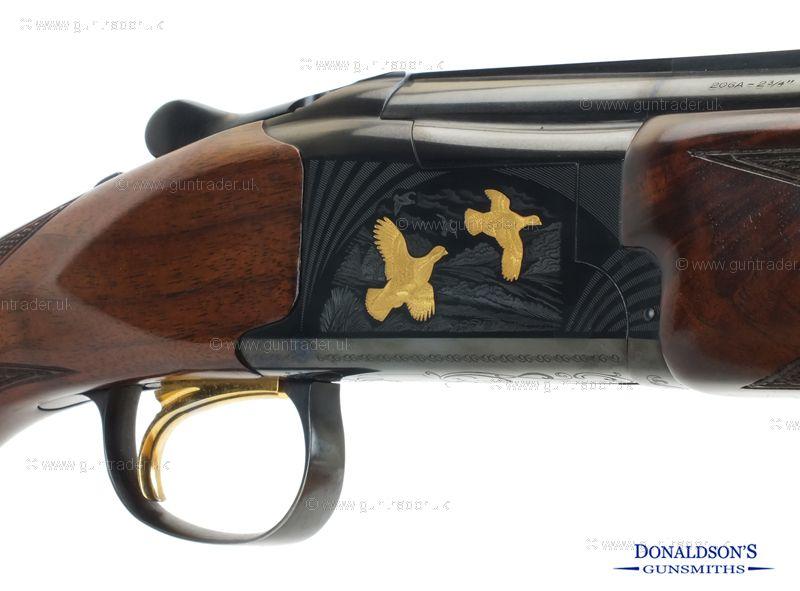Browning B725 Hunter Black Gold G1 Shotgun