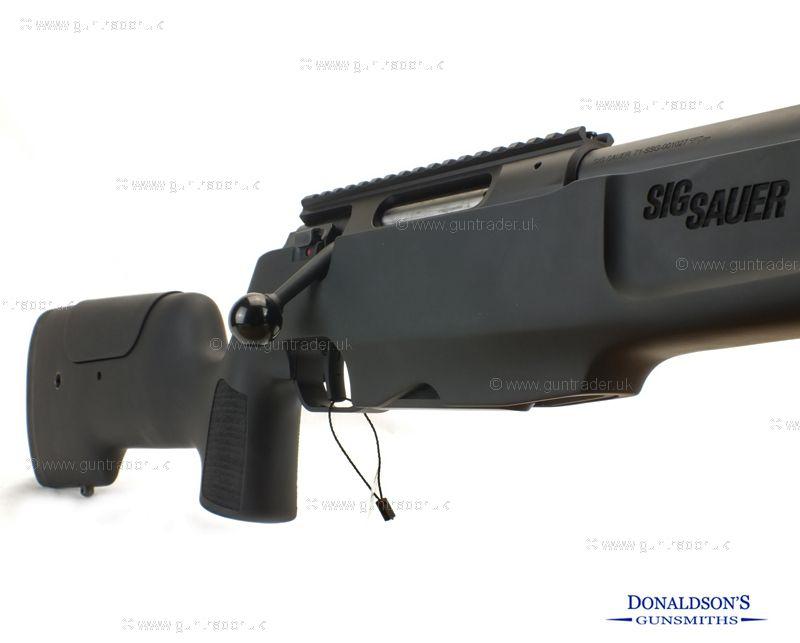 Sig Sauer SSG 3000-Patrol Rifle