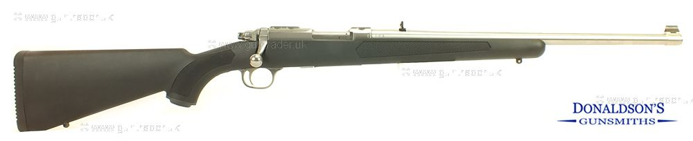 Ruger M77/44 MAG Stainless synthetic Rifle