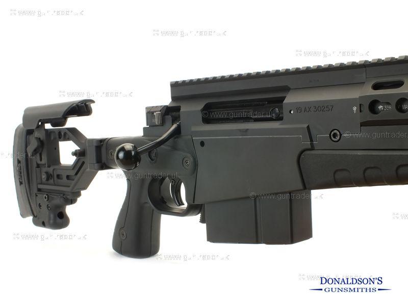 Accuracy International AX MC Black Rifle