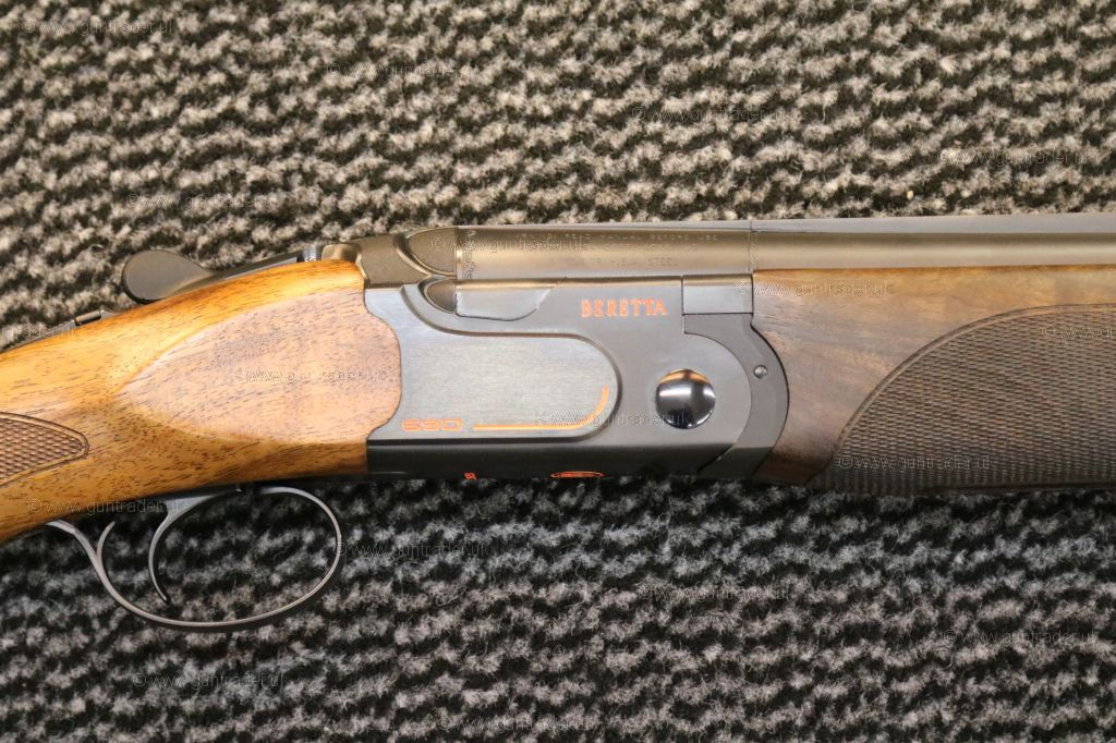 Beretta 12 gauge 690 Sporting Black