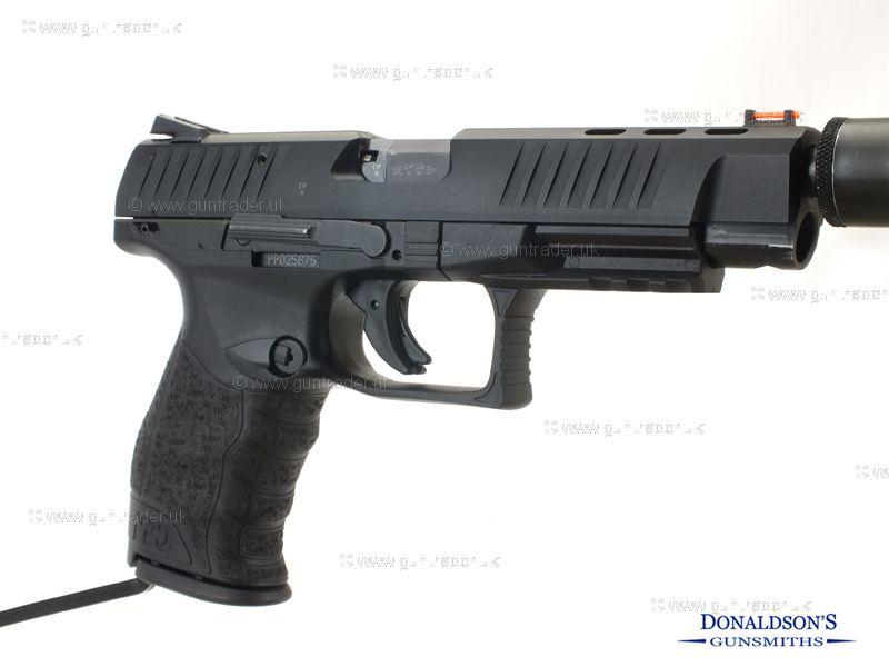 Walther PPQ-M2 Pistol (Long Barrel)