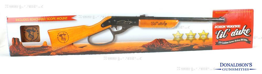 John Wayne Lil Duke Air Rifle