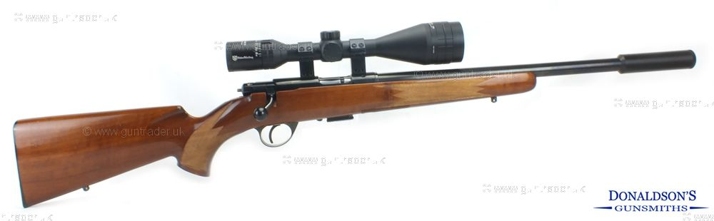 Anschutz 1717 Complete outfit Rifle