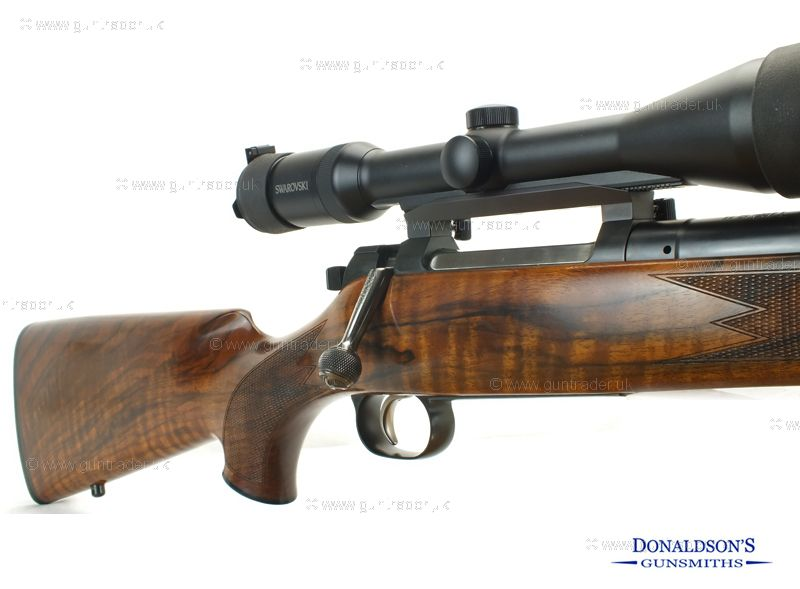 Mauser M03-Grade 6 Rifle