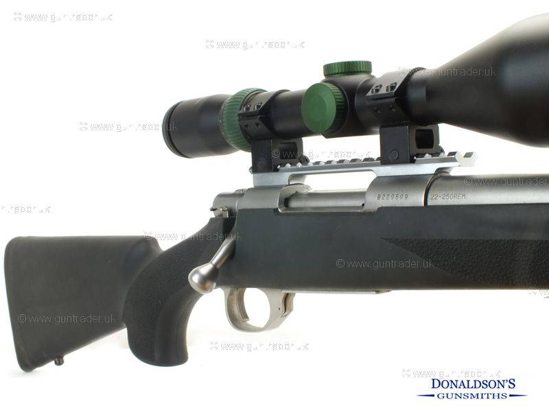 Howa 1500 Stain Varm outfit. Rifle