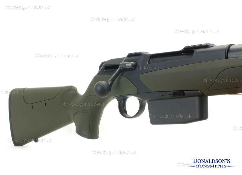 Merkel Helix Alpinist Green Rifle