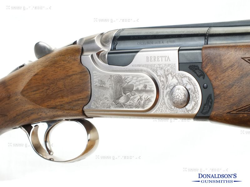 Beretta 690 Field III Shotgun