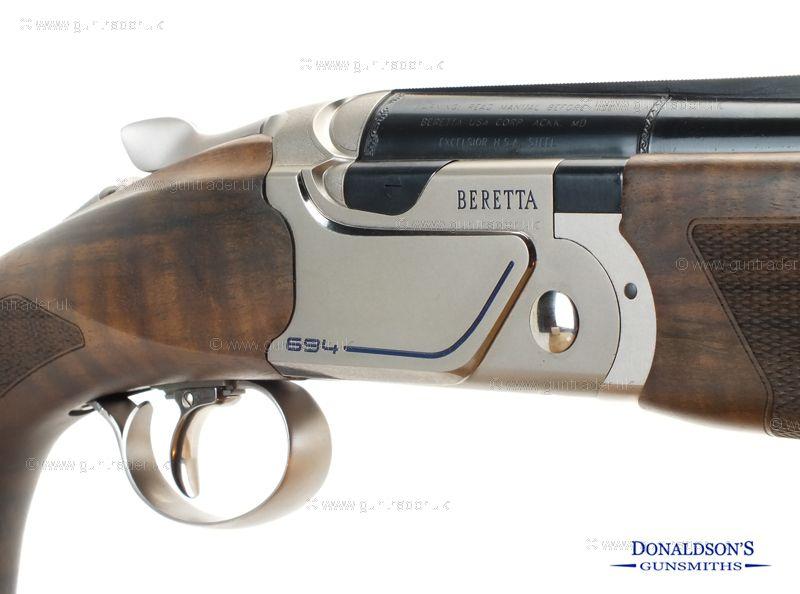 Beretta 694 Sporter Shotgun