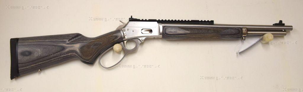 Buy New Marlin 1894 SBL STAINLESS / GREY LAMINATE .44 Magnum   Shooting Supplies Ltd