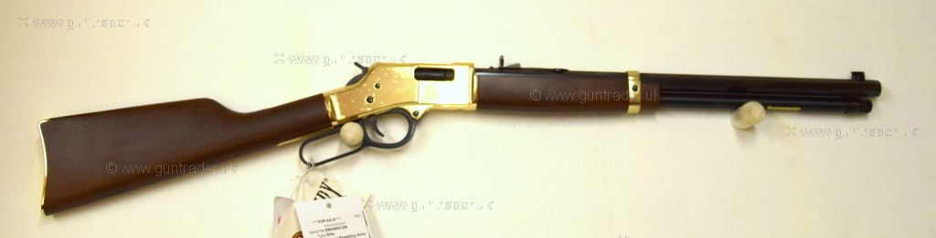 New Henry Repeating Arms Big Boy  .38/.357 Magnum