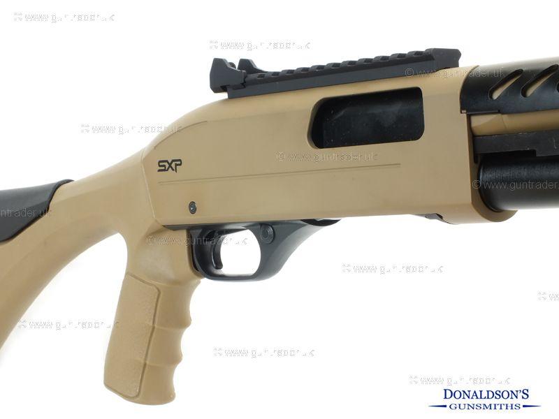 Winchester SXP Dark Earth Defender Shotgun