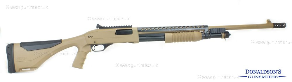 Winchester SXP Dark Earth Defender Shotgun
