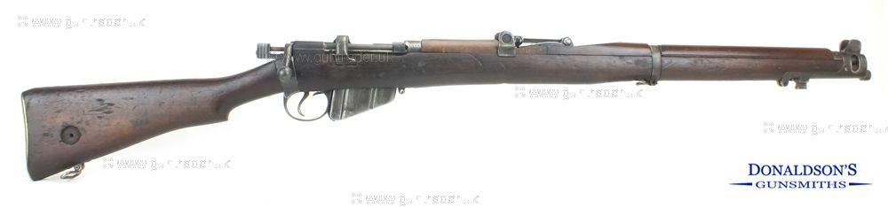 Enfield, Lee SMLE III* Rifle