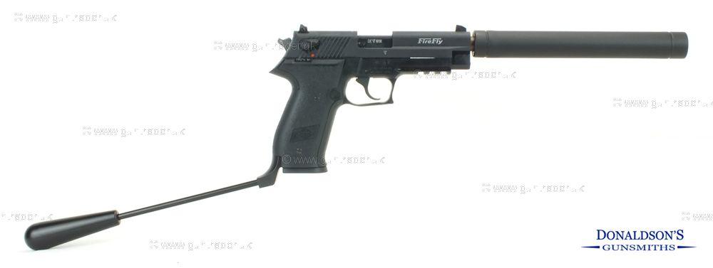 GSG Firefly Pistol (Long Barrel)