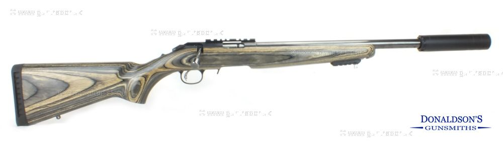 Ruger American Target Laminate Rifle