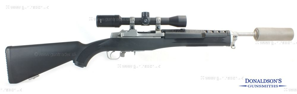 Ruger Mini 14 All Wheather Rifle