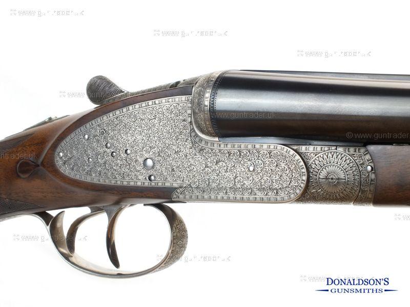 Famars Sidelock Ejector Shotgun