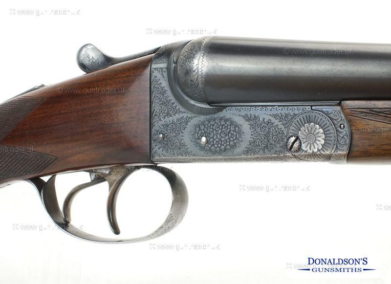BSA Model 25 Deluxe Shotgun