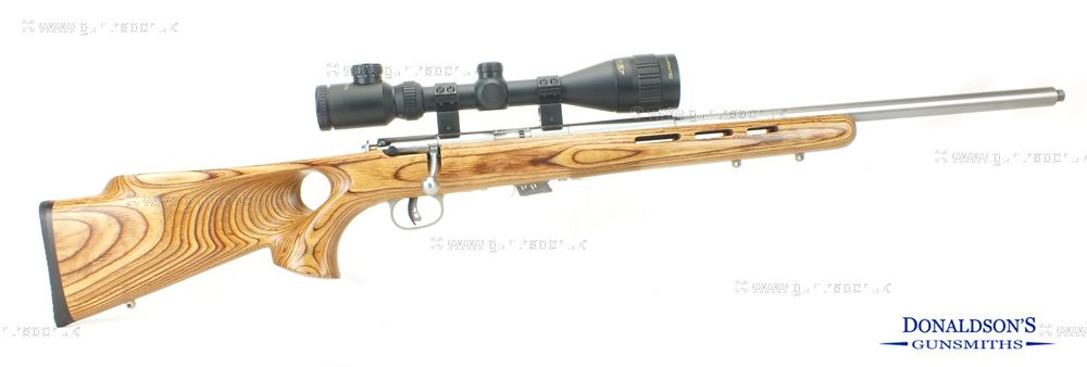 Savage Arms MK II S/V/T/H outfit Rifle