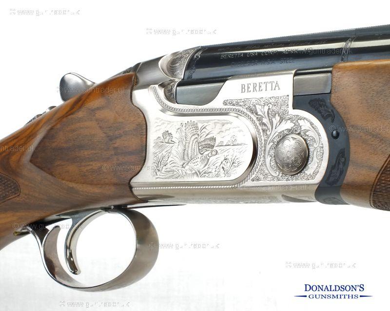Beretta 690 III sporting Shotgun