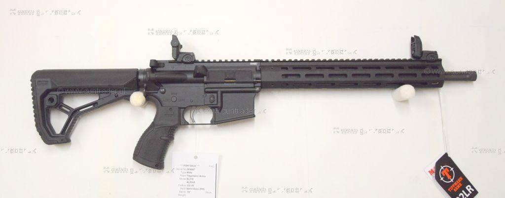 New Tippmann Arms ELITE ALPHA .22 LR
