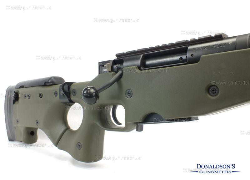 Accuracy International AE MKIII Rifle