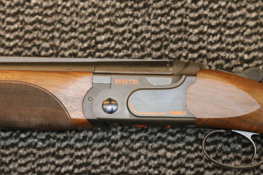 Beretta 12 gauge 690 1 SPORT BLACK