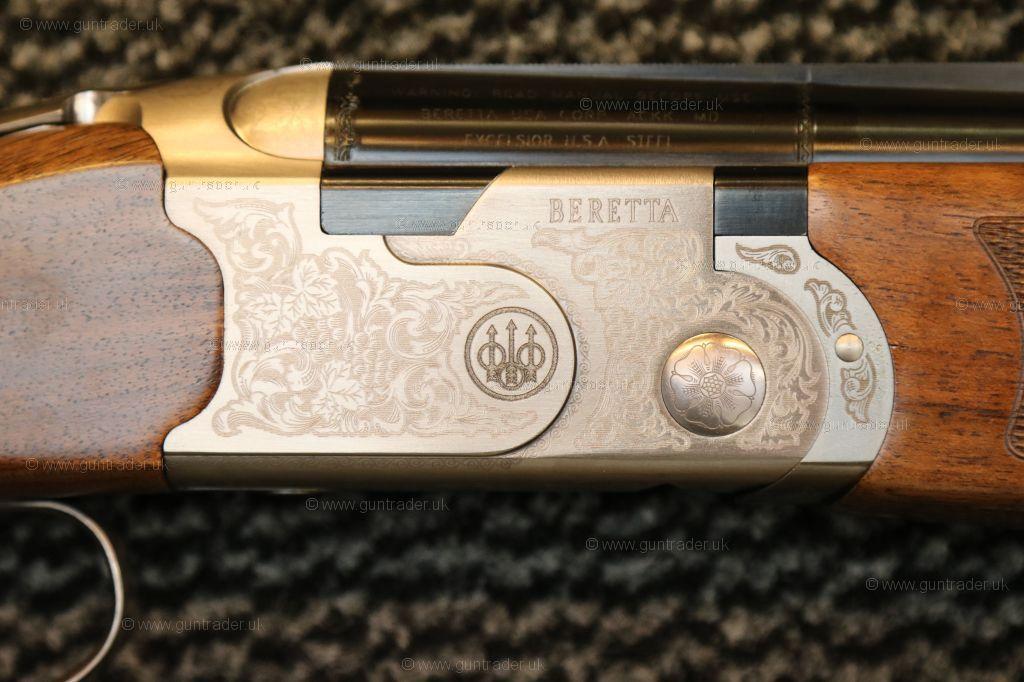 Beretta 12 gauge 686 Silver Pigeon 1 Adjustable Stock