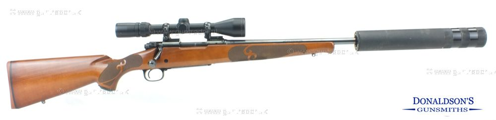 Winchester Model 70 F/Weight outfit Rifle