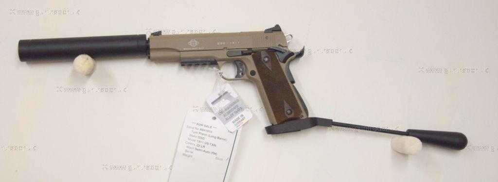 GSG 1911 US-TAN