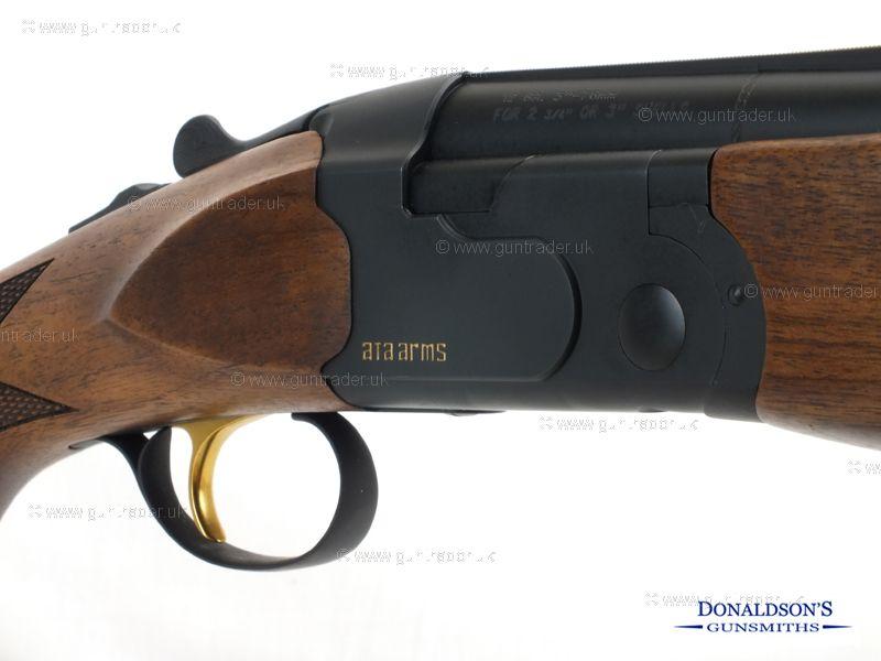 ATA SP Black Shotgun