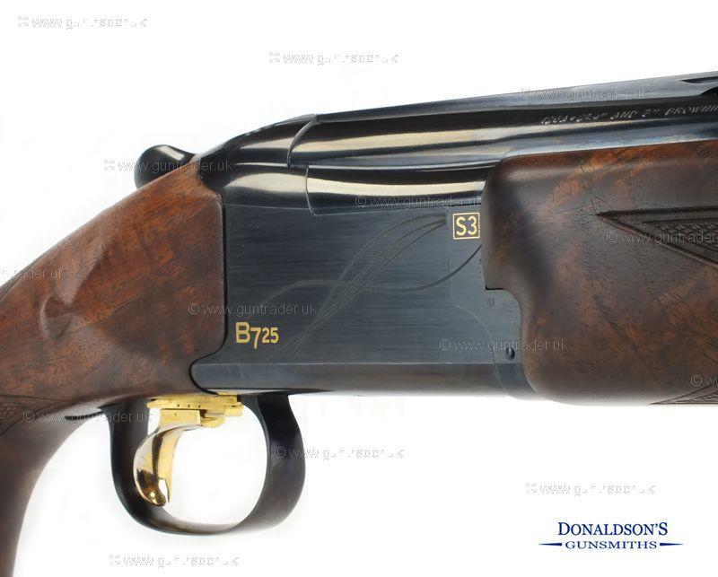 Browning B725 Black Edition Shotgun