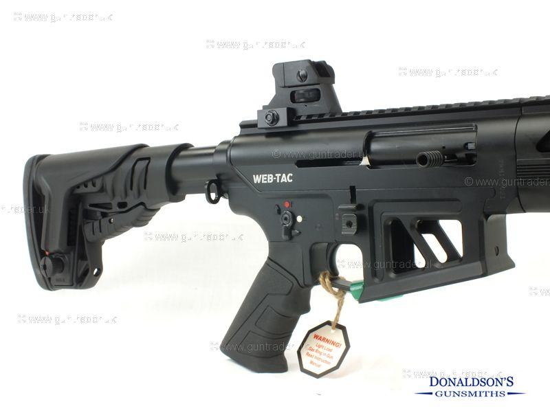 Web-Tac WTS1204BL Shotgun