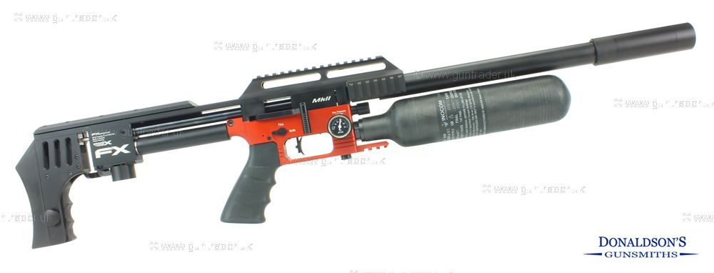 FX Impact Mk II RED Air Rifle
