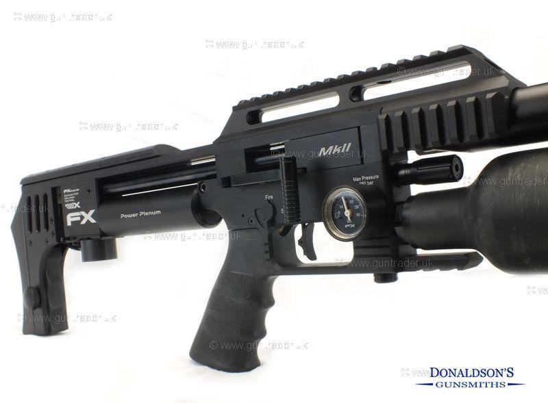 FX Impact Mk II Sniper Edition Air Rifle