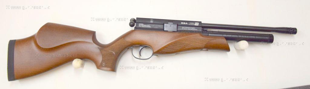 New BSA Ultra SE Multishot Beech  .22