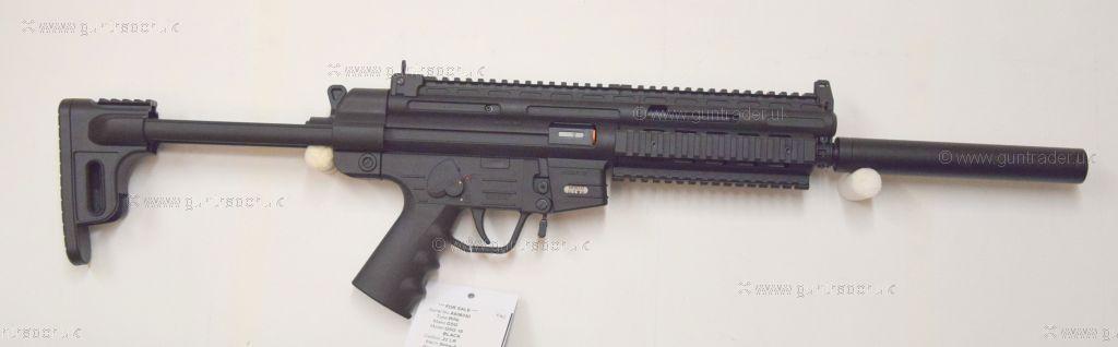 New GSG GSG 16 BLACK .22 LR