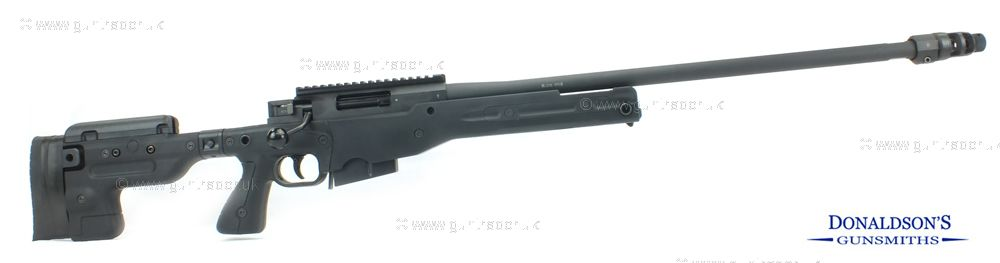 Accuracy International A.T Rifle