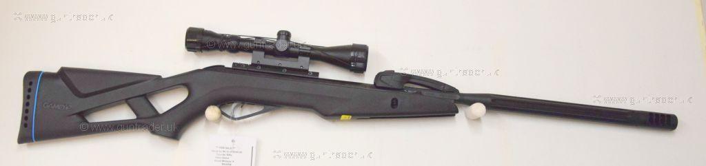 Buy New Gamo Whisper X SWARM .22   Shooting Supplies Ltd