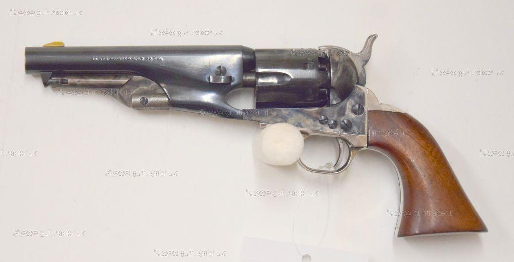 S/H Pietta 1861 POLICE  .36