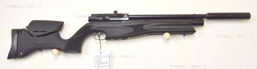 New Air Arms S510 Ultimate Sporter Carbine REGULATED BLACK .177