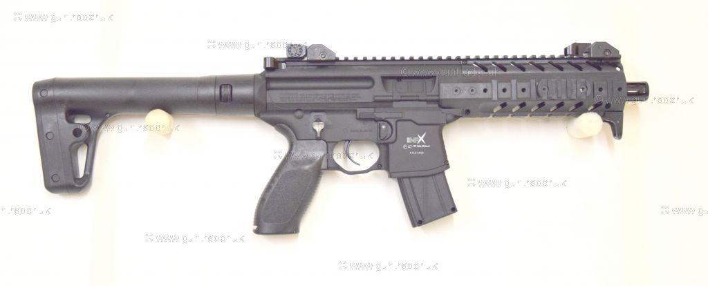 New Sig Sauer MPX  .177